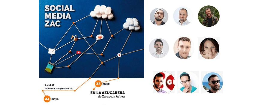 Segunda Edición del Social Media Zac