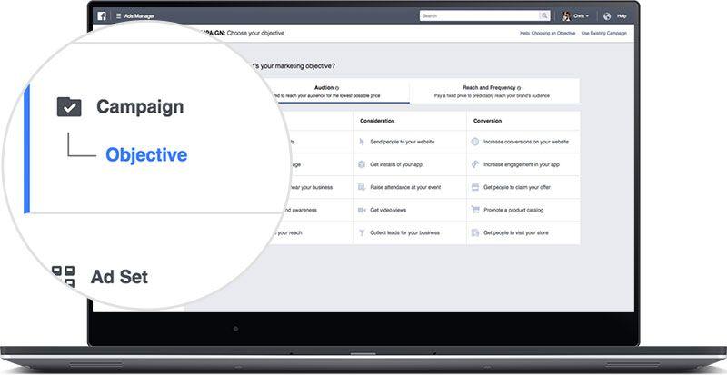 Utilizando Facebook Ads para tu tienda online