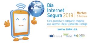 6 de febrero, día de la Internet Segura #safeinternetday