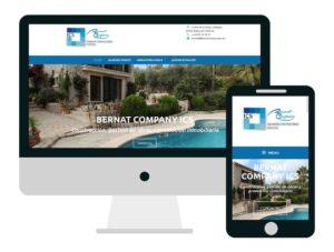 Nueva página web de Bernat Company