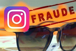 Estafa en Instagram: Gafas Rayban a 19,99€