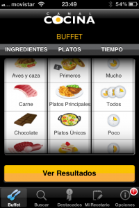 Canal Cocina - Apps de Cocina