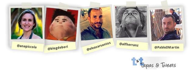 Ponentes XI Tapas and Tweets