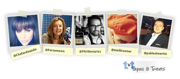 Ponentes V Tapas and Tweets Zaragoza