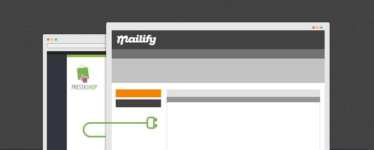 prestashop y Mailify