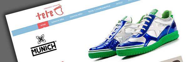 Zapatos Infantiles Tete