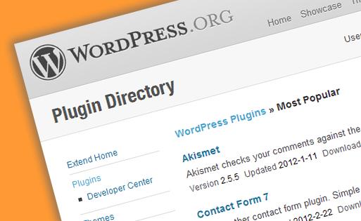 Plugins más populares de WordPress