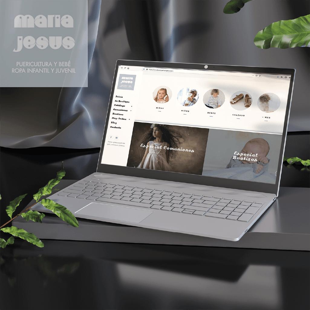 Boutique Mar°a jes£s Web