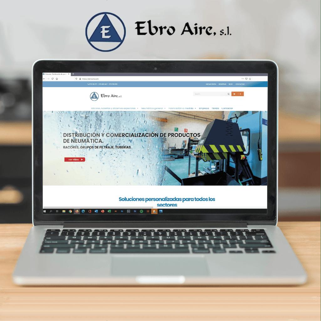 Ebroaire Web