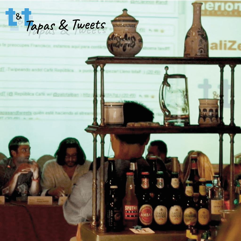 Tapas&Tweets Eventos