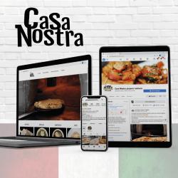 Casa Nostra Web y SM